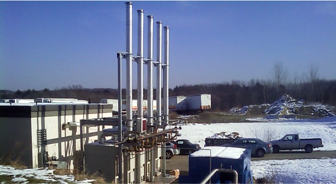 ENGVT Garelick waste-to-energy and CHP systems study